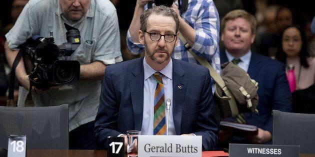 Gerald Butts a indiqué que la décision de rétrograder Jody Wilson-Raybould n'avait aucun lien avec l'affaire