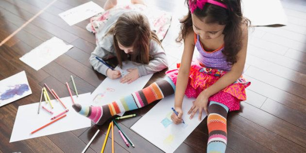 Les séances de jeux chez des amis font du bien aux enfants pour de nombreuses raisons. Voici ce que les...