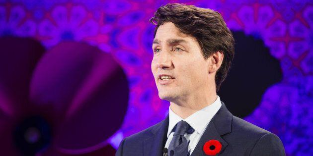 Questionné à savoir s'il a ou non confiance en Donald Trump, Justin Trudeau cite son