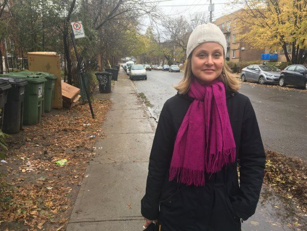 Annie Lapalme, co-coordonnatrice de l'organisme L'Oeil de Côte-des-Neiges.
