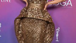 Halle Berry a dévoilé un immense tatouage dans le