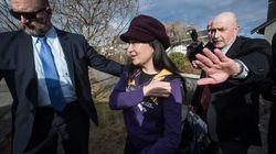 De «graves inquiétudes» soulevées sur le dossier d'extradition de Meng