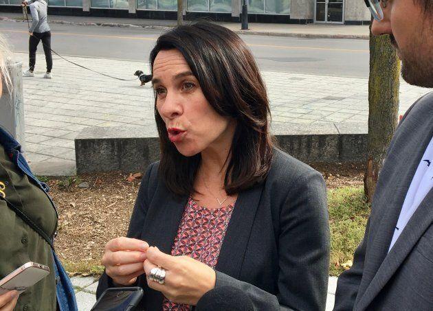 En campagne électorale, Valérie Plante avait promis de mettre en ligne les demandes de permis dès la première année de son administration.