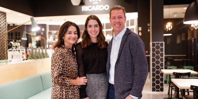 Voici à quoi ressemble le RICARDO Boutique + Café qui ouvre à