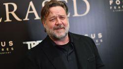 Russell Crowe a subi toute une transformation pour son prochain