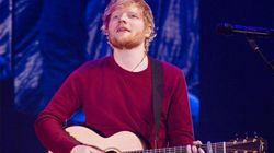 Ed Sheeran a dépensé plus de 73 millions de $ dans
