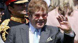 Elton John sera le prof de piano de l'enfant de Meghan