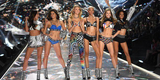 Défilé Victoria's Secret le 8 novembre à New