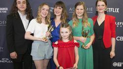 «Une colonie» sacré dans la plus prestigieuse catégorie du gala des Prix Écrans