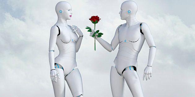 Des scientifiques veulent que les robots se reproduisent par