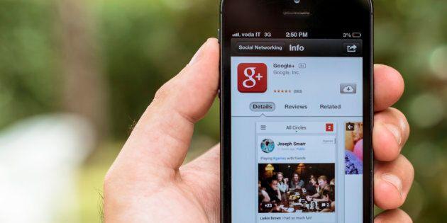 Google+ fait ses