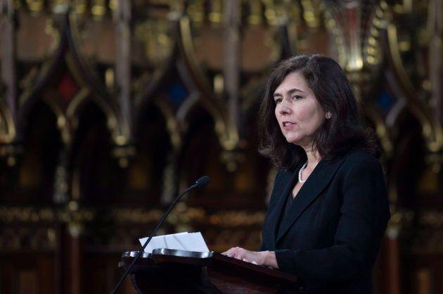 Pascale Landry, fille de l'ex-premier ministre Bernard Landry, a partagé des moments de la vie familiale...