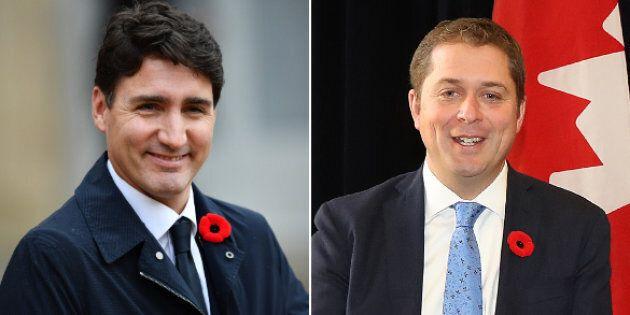 Un sondage de Mainstreet place le Parti libéral 5 points devant le Parti