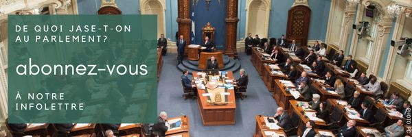 Reconnaissance des partis: les négociations avec le PQ et QS sont