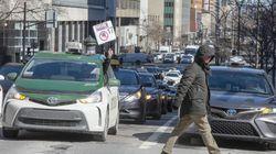 «Des milliers de taxis» attendus au centre-ville de