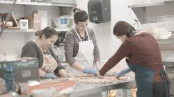 Les filles Fattoush: cuisiner pour s'intégrer au
