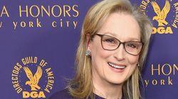 Meryl Streep incapable de revoir ses anciens