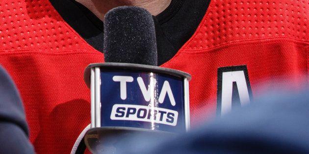 Québecor brouillera le signal de TVA Sports pour les abonnés de