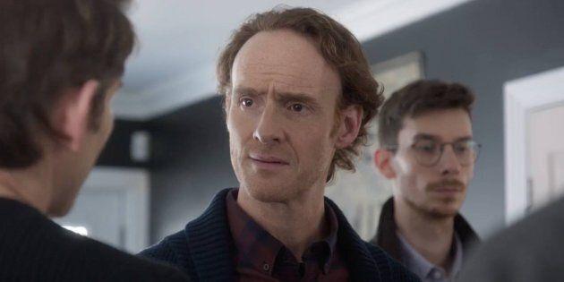 «District 31»: Vincent Leclerc fait ses