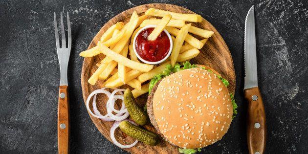 Les Québécois s'alimentent aussi mal qu'il y a 15