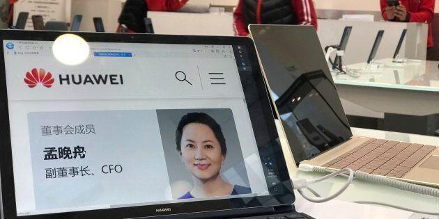 Meng Wanzhou a été arrêtée alors qu'elle se trouvait à Vancouver,