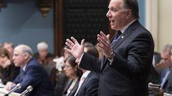 Projet de loi 21: la CAQ fait dans l'électoralisme pur, déplorent les