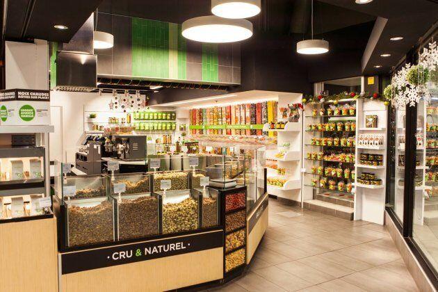 12 épiceries et boutiques visant le zéro déchet à
