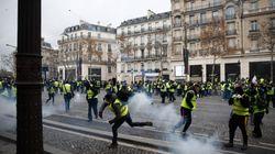 Pas facile d'être touriste à Paris par les temps qui