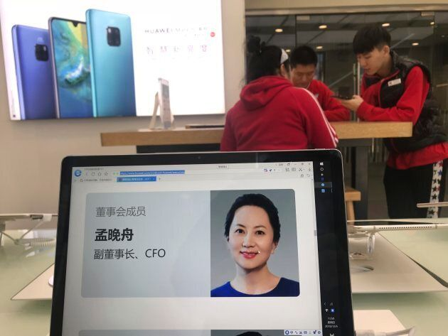 Patronne de Huawei arrêtée: la Chine menace le Canada de