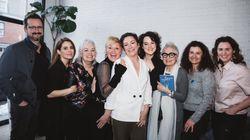 «Le gouffre lumineux»: beaucoup d'amour au lancement des carnets d'Anick