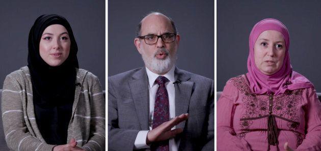 Nancy Nazha, Gregory Bordan et Bouchera Chelbi sont trois professionnels qui seront visés par la loi...