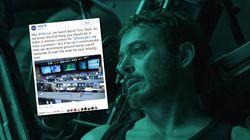 «Avengers»: la NASA a des conseils pour sauver Tony
