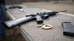 Une consultation sur le contrôle des armes à feu détournée par des