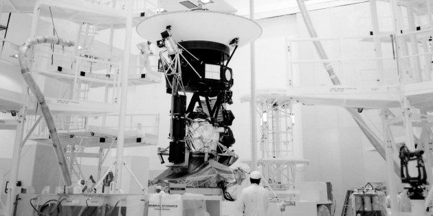 La sonde Voyager 2 a quitté la Terre en