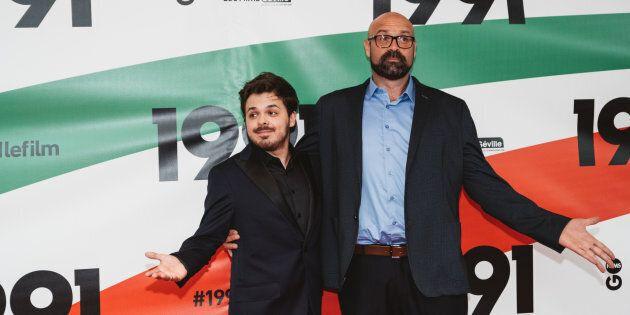 Jean-Carl Boucher (meilleure interprétation masculine dans un premier rôle) et Ricardo Trogi (meilleure...