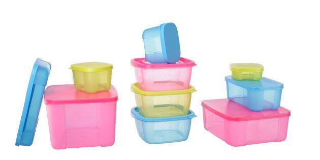 Vos contenants réutilisables en plastique et sacs à glissière seront acceptés chez