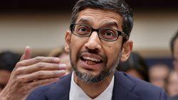 Le PDG de Google obligé de rappeler au Congrès américain qu'il ne fait pas les