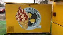 Tchernobyl aussi souillé par les