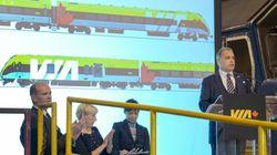 Confirmé, Via Rail n'opte pas pour