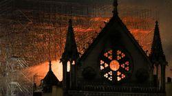 Les cloches de la Basilique Notre-Dame de Montréal sonnent pour