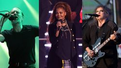 L'ultime récompense du rock pour Radiohead, The Cure et Janet