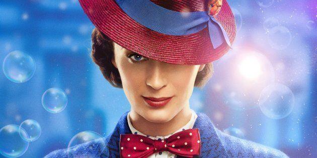 «Mary Poppins Returns»: Emily Blunt se confie sur le «défi» d'incarner Mary