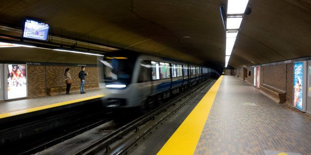 Métro: le service a été interrompu pendant une heure sur la ligne orange