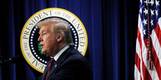 Donald Trump blanchi par son secrétaire de la Justice, avant la publication du rapport