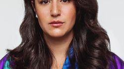 Mariana Mazza ne se gêne pas pour dénoncer le message obscène d'un