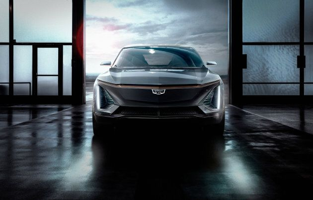 Voici à quoi ressemblera le tout premier Cadillac 100% électrique.