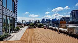 L'un des penthouses les plus en vue de Montréal est à