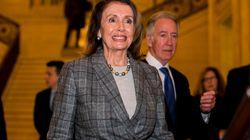 La chef des démocrates repousse l'idée d'une destitution de