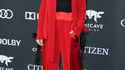 Evangeline Lilly magnifique en Denis Gagnon pour la première