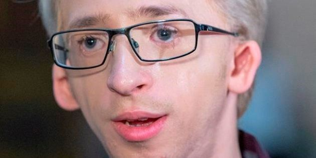 Mike Ward conteste en appel le versement de dommages punitifs à Jérémy